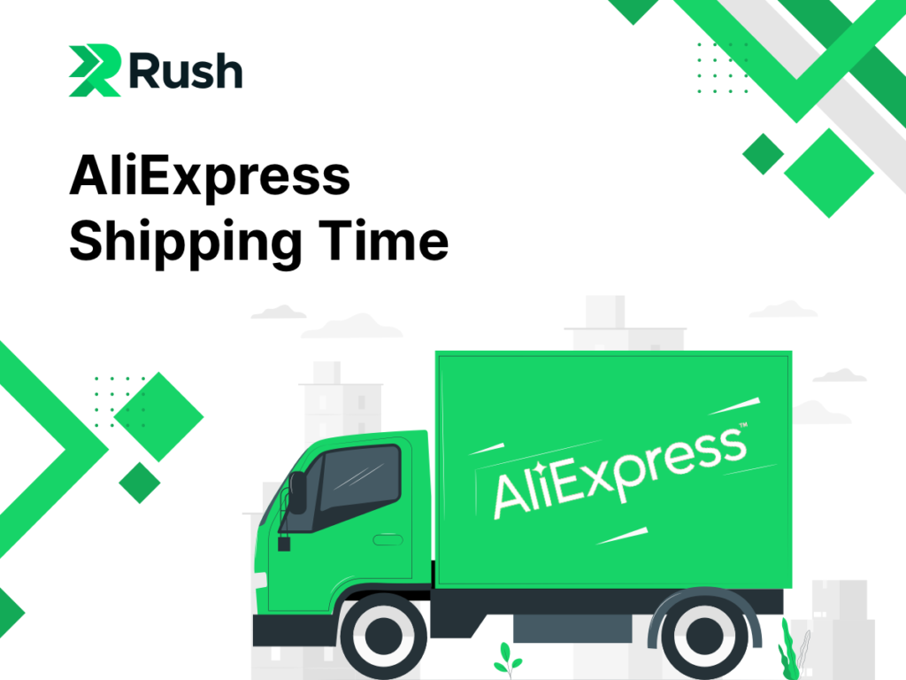 Aliexpress shipping time