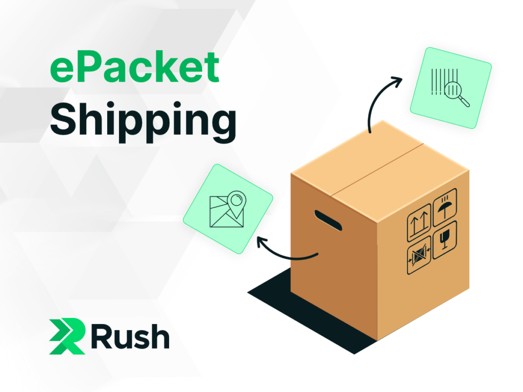 ePacket shipping - cover image